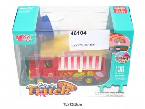 FOOD TRUCK 11cm HAMBURGER 029345 46104
