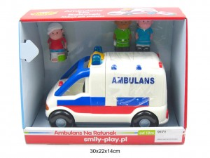 AMBULANS NA RATUNEK 829711 9171
