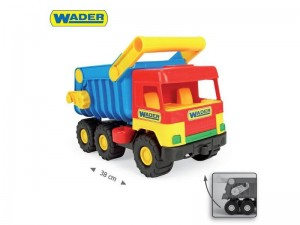 WADER MIDDLE TRUCK WYWROTKA 32051 6656