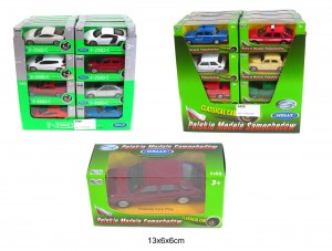 WELLY 1:43 MIX 40008 5420